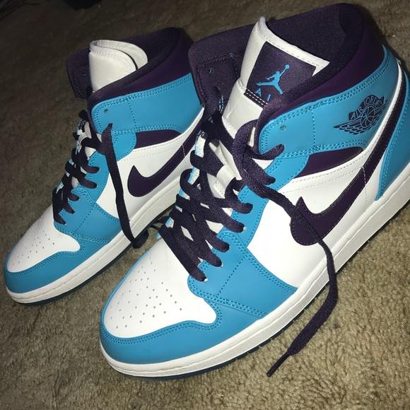 Jordan Shoes | Charlotte Hornets S